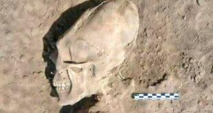 alien skull mexico
