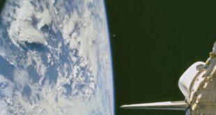 UFO NASA Earth orbit