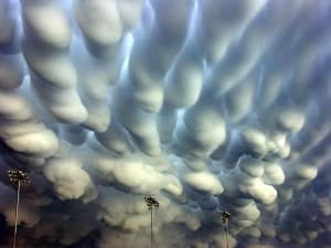 strange phenomena world