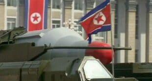 north korea military threats tension