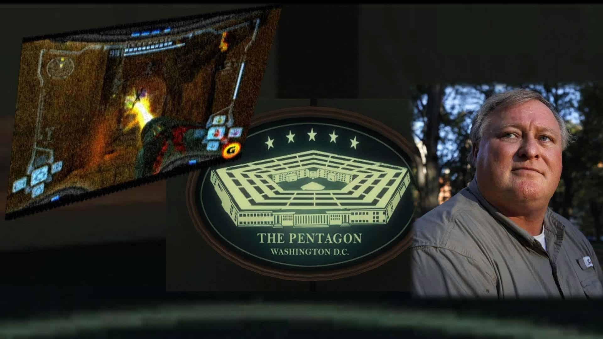 pentagon video games