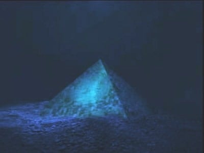 bermuda glass pyramid