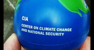 CIA global climate