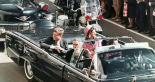 JFK Assassination Conspiracy Theory