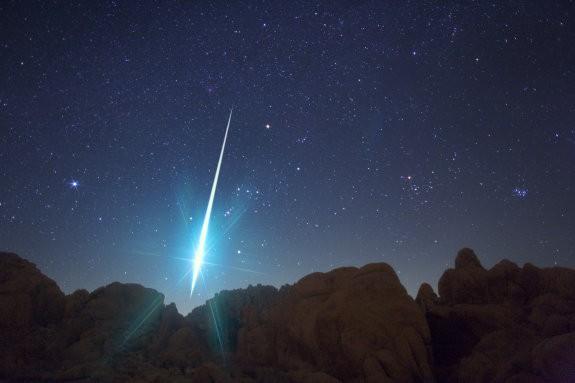 meteor arizona