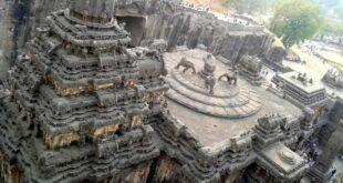 ellora caves temples india